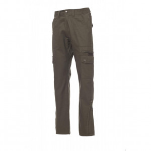 PAYPER COTTON TWILL TROUSERS – USAIR - Size L Military Green