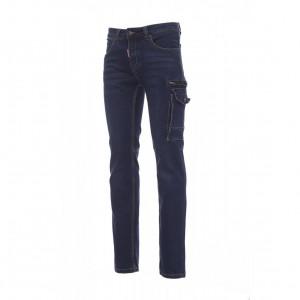 PAYPER MULTIPOCKET STRETCH DENIM WORK TROUSER – WEST - Size 44 Jeans Denim