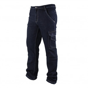 GOODYEAR MULTI POCKET STRETCH DENIM JEAN GYPNT030 - Size 28 Jeans Denim