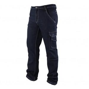 GOODYEAR MULTI POCKET STRETCH DENIM JEAN GYPNT030 - Size 34 Jeans Denim