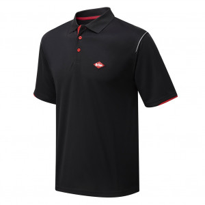 LEE COOPER PERFOMANCE POLO COOL PASS LCTS017 - Size L Black