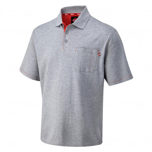 LEE COOPER POLO SHIRT LCTS011 - Size XXL Grey