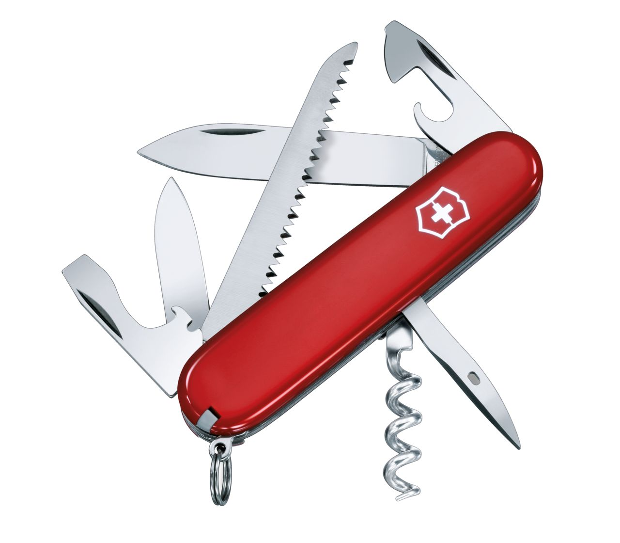 SWISS ARMY KNIFE 91mm CAMPER RED