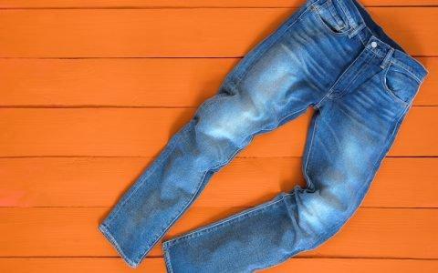 Wacky Jeans House