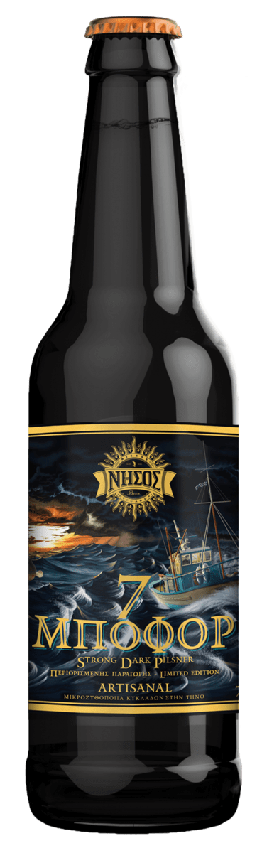 BEER NISSOS 7 BEAUFORT 330ML