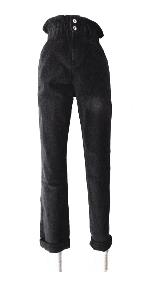Black Women's  Jeans - XS