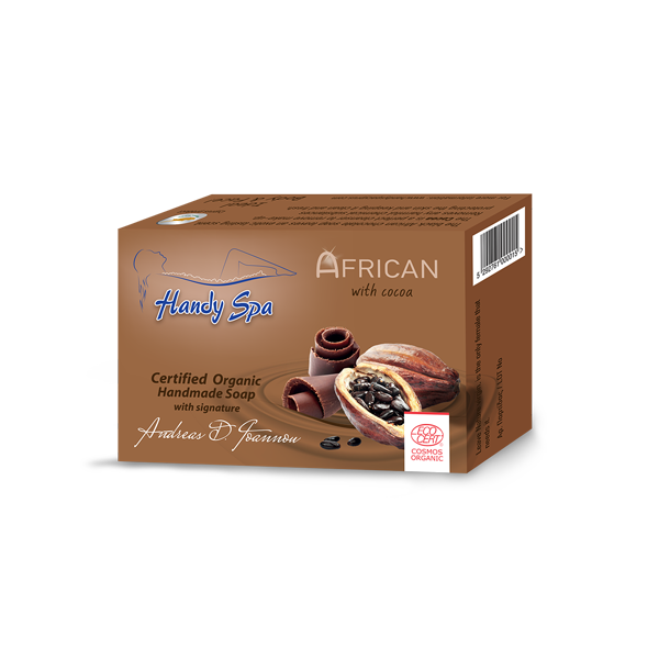 AFRICAN Soap with Cocoa