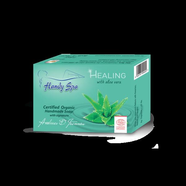 HEALING Soap with Aloe Vera