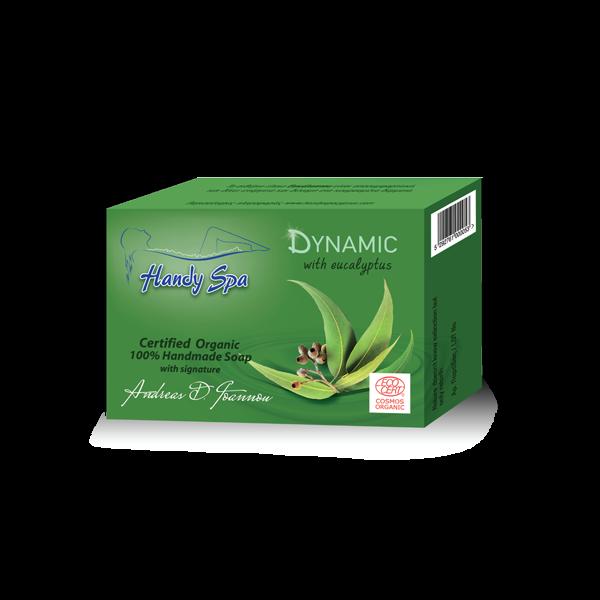 DYNAMIC Soap with Eucalyptus