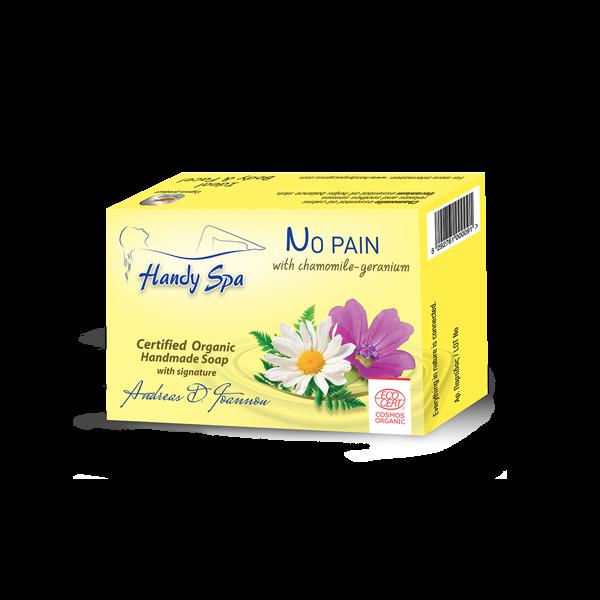 NO PAIN Soap with Chamomile & Geranium
