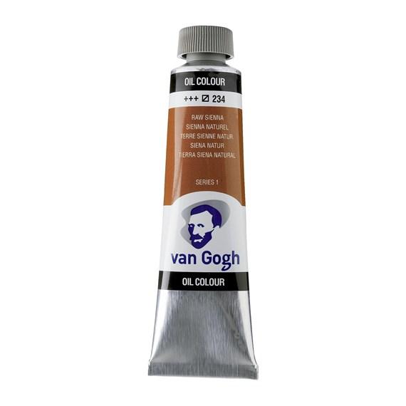 Van Gogh Oil Colour 40 ml Raw Sienna 234