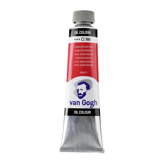 Van Gogh Oil Colour 40 ml Quinacridone Rose 366