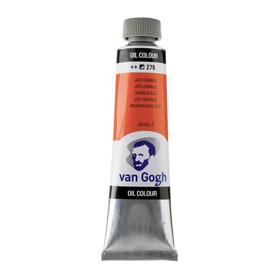 Van Gogh Oil Colour 40 ml Azo Orange 276