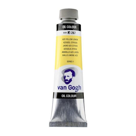 Van Gogh Oil Colour 40 ml Azo Yellow Lemon 267