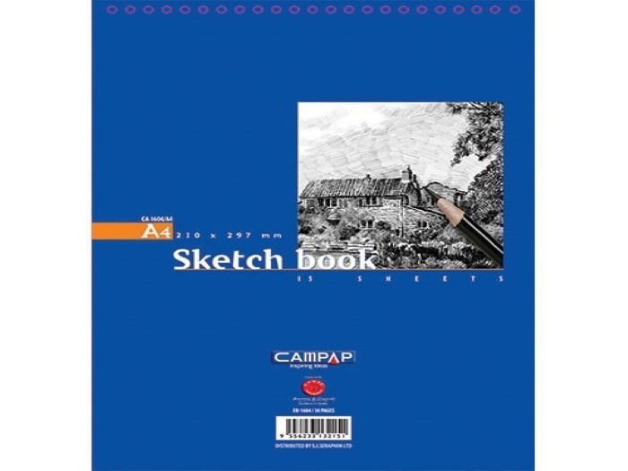 Sketch Book A4