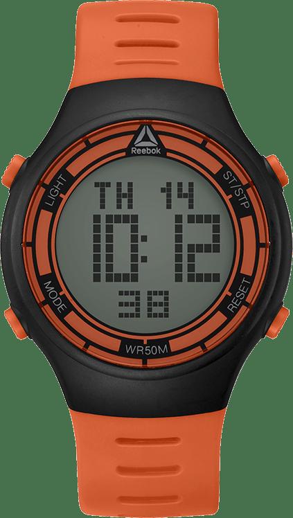 DIGITAL RUN TIME ORANGE