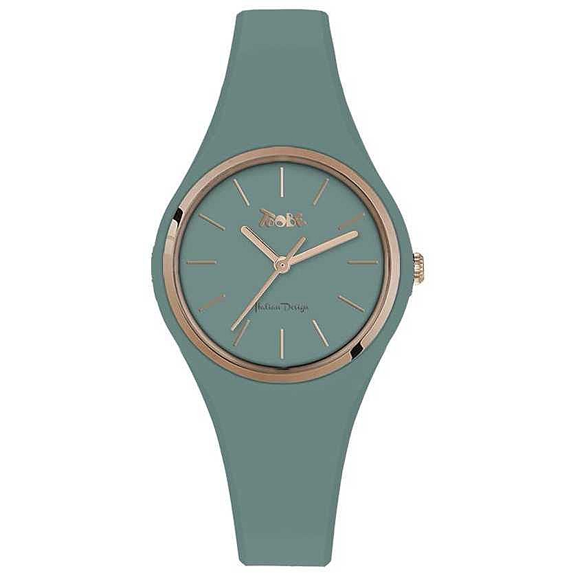 TOOBE LADYGREEN AND ROSEGOLD DIAL
