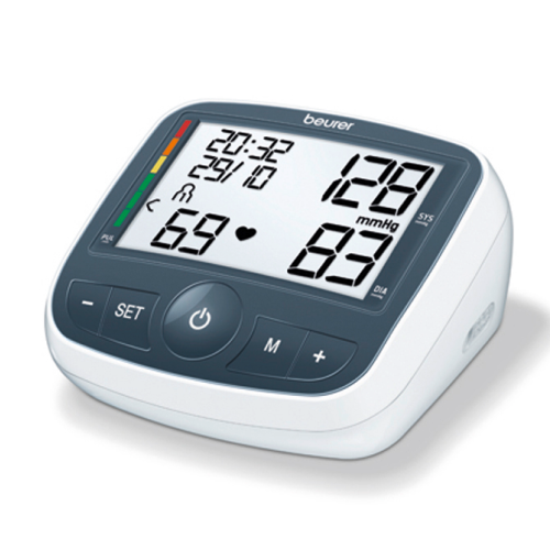 Beurer BM40 Upper Arm Blood Pressure Monitor, XL Display