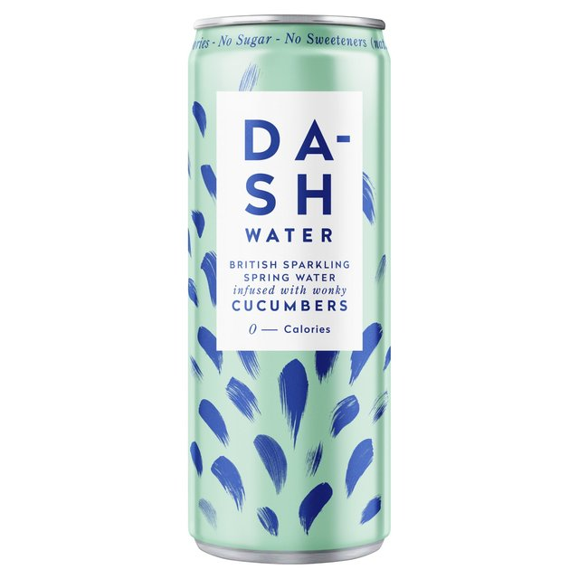 DASH-WATER CUCUMBER 330ML