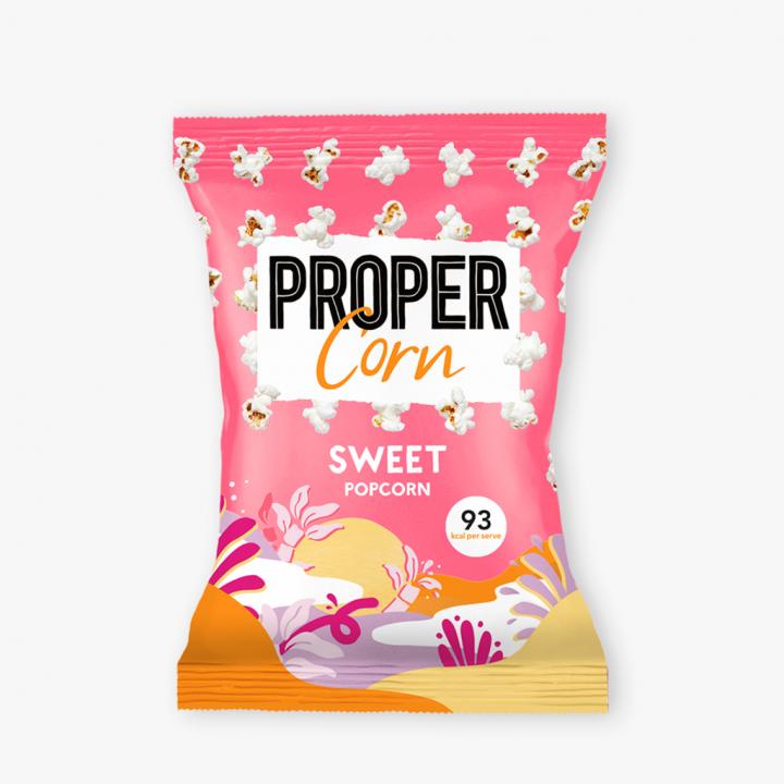 PROPER CORN KIDS SIMPLY SWEET 12gr
