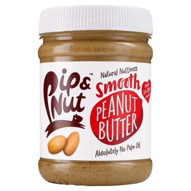PIP AND NUT SMOOTH PEANUT BUTTER 225GR