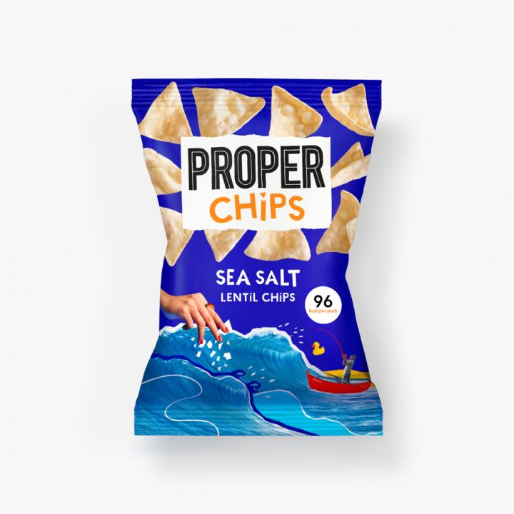 PROPER Salted Chips 85gr