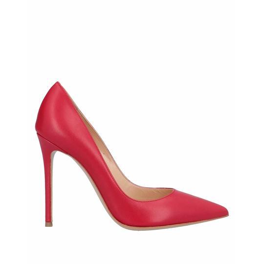 Pump - LERRE, Red -  Size 38.5