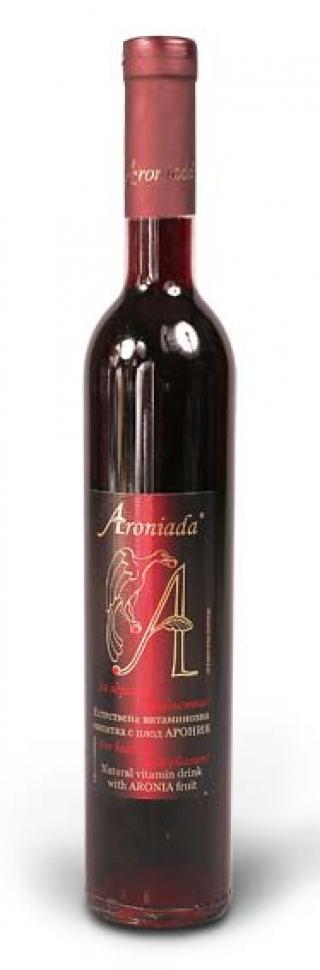 Aronia wine (EBH) 395 ml