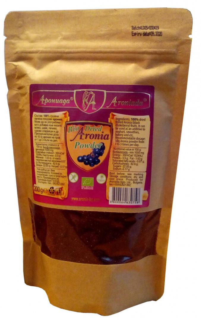Aronia flower, 200 gr.