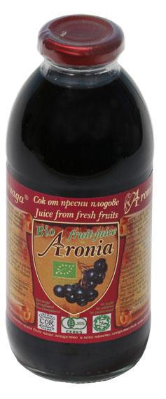 Aronia berry juice, 500 ml