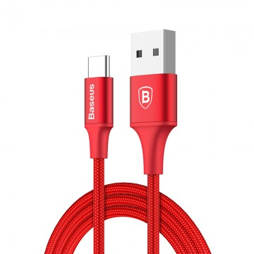 Catsu-b09 Type-C Cable 1 Meter (Red)