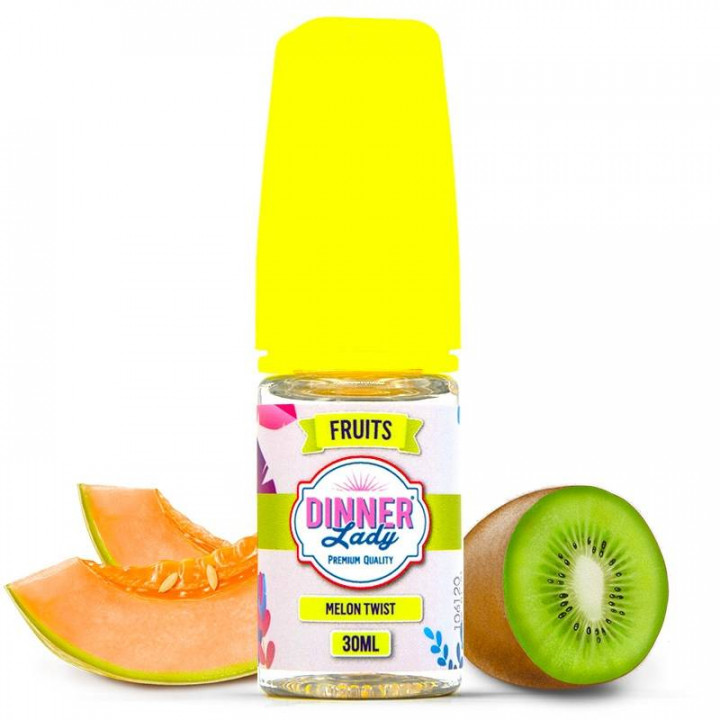 Melon Twist - Dinner Lady - 30ML Concentrate