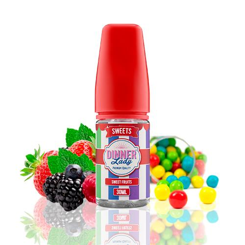 Sweet Fruits - Dinner Lady - 30ML
