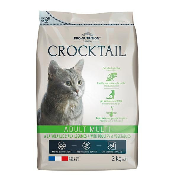 CROCKTAIL ADULT CAT MULTI 2kg