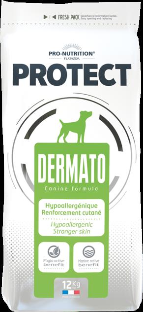 PROTECT DERMATO DOG 12kg
