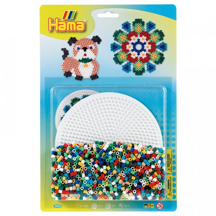 Hama Beads Blister Kit Dog