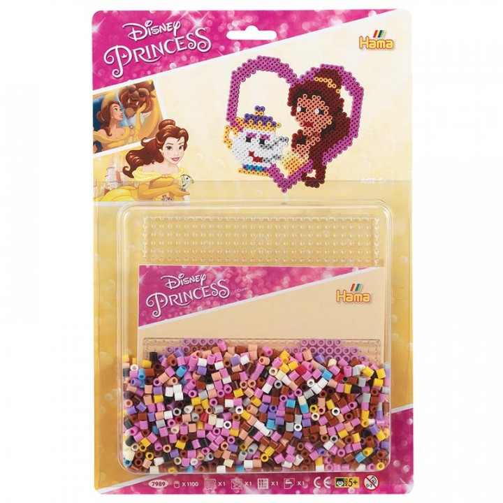 Hama Beads Princess Disney Starter Pack