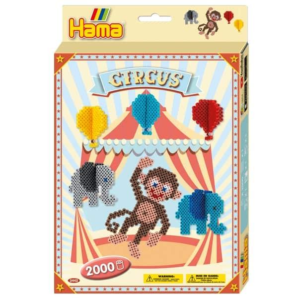 Hama Beads Circus Gift Set