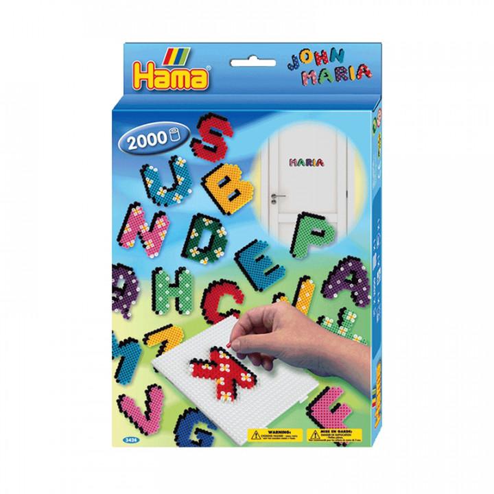 Hama Beads Letters Gift Set