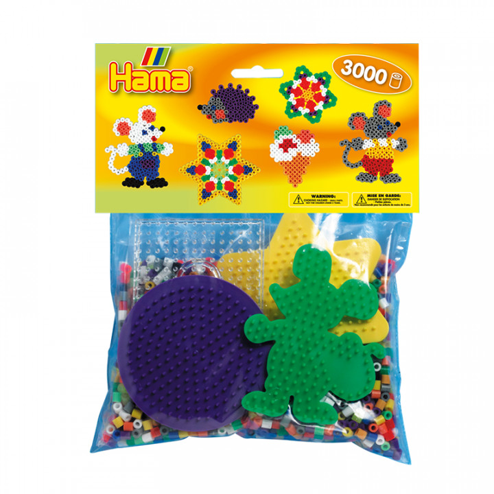 Hama Beads Mouse Value Pack
