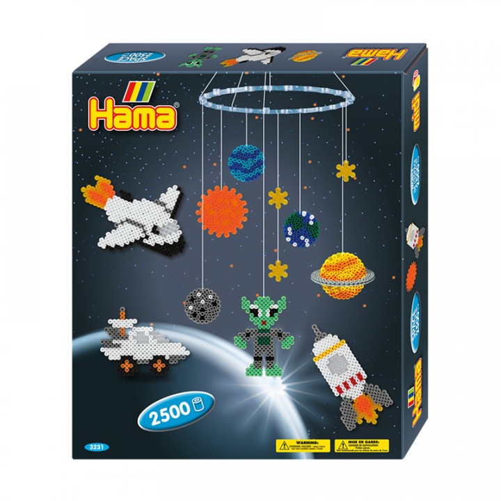 Hama Beads Space Gift Set
