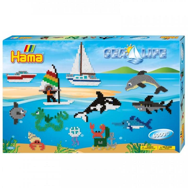 Hama Beads Sea Life Gift Set