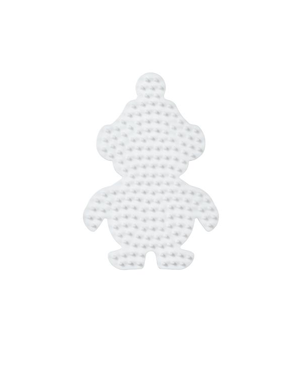 Pegboard Hama Beads small - Penguin