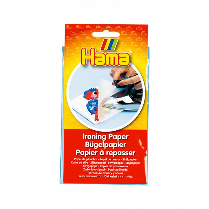 Hama Ironing Paper