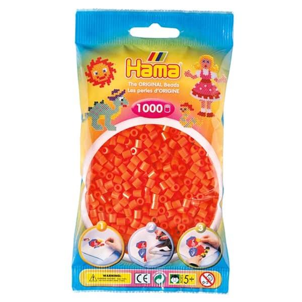 Hama bag of 1000 - Orange