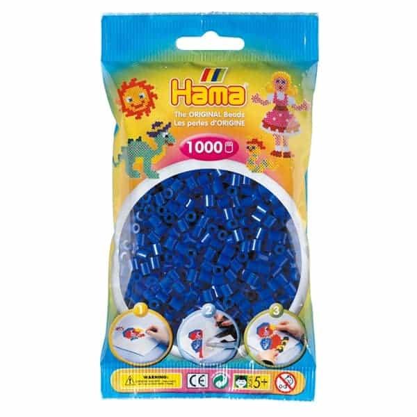 Hama bag of 1000 - Blue