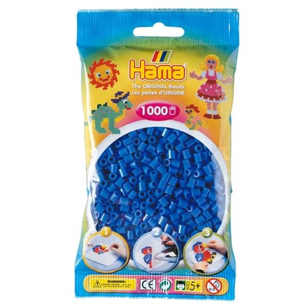 Hama bag of 1000 - Navy