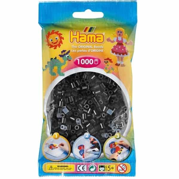 Hama bag of 1000 - Black