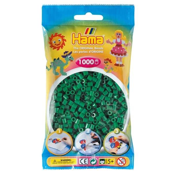 Hama bag of 1000 - Green