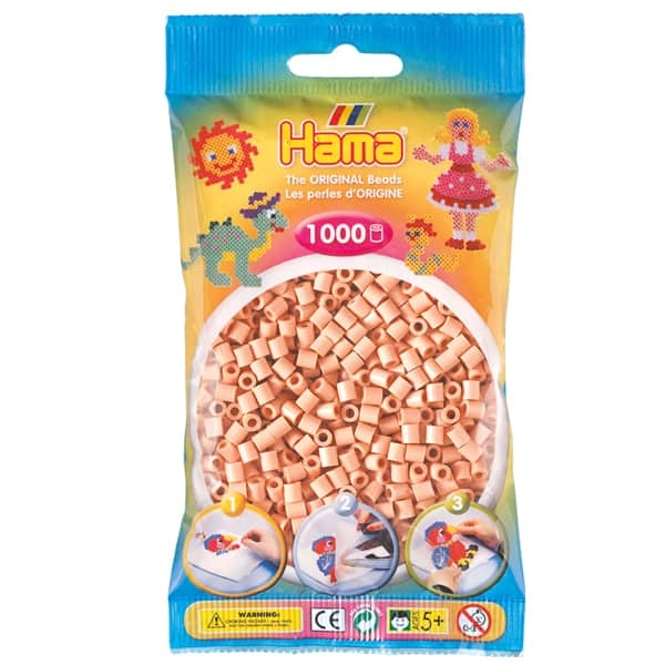 Hama bag of 1000 - Blush